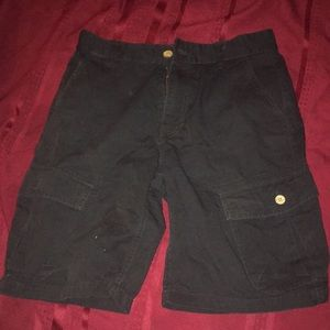 Boys lucky brand khaki shorts